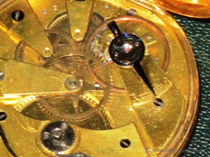 Relojes de bolsillo: OPORTUNIDAD DE TENER UNA PIEZA HISTORICA BREGUET RELOJ BOLSILLO ORO - Foto 21 - 53100108