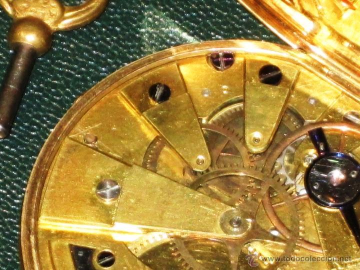 Relojes de bolsillo: OPORTUNIDAD DE TENER UNA PIEZA HISTORICA BREGUET RELOJ BOLSILLO ORO - Foto 22 - 53100108