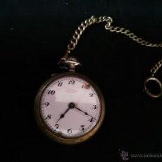 Relojes de bolsillo: RELOJ DE BOLSILLO. Lote 53372712