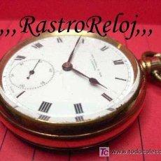 Relojes de bolsillo: ,,,THOS RUSSELL & SON - LIVERPOOL,,,RELOJ DE BOLSILLO. ( B - 164 ) .. Lote 26701505
