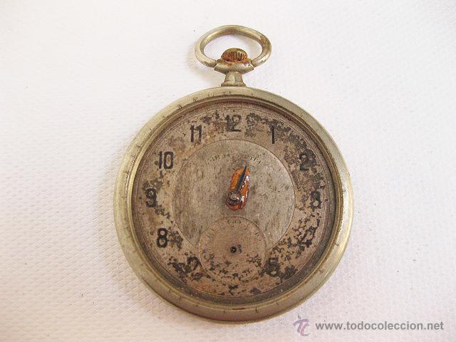 RELOJ DE BOLSILLO LANCO. PARA REPARAR O PIEZAS. (Relojes - Bolsillo Carga Manual)