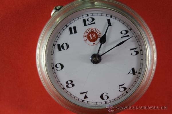 Relojes de bolsillo: ,,,VENCEDOR 1ª,,,ALPACA,,, ( B - 89 ) - Foto 2 - 53781048