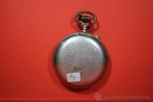Relojes de bolsillo: ,,,VENCEDOR 1ª,,,ALPACA,,, ( B - 89 ) - Foto 3 - 53781048