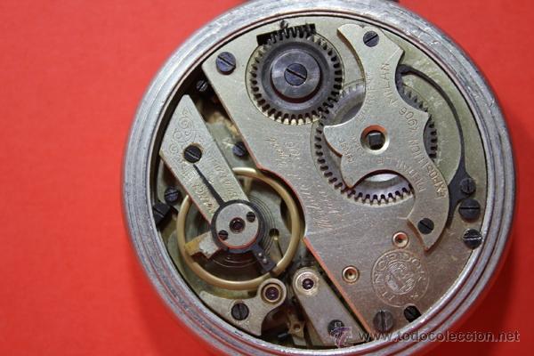 Relojes de bolsillo: ,,,VENCEDOR 1ª,,,ALPACA,,, ( B - 89 ) - Foto 6 - 53781048