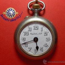 Relojes de bolsillo: ,,,REGULADOR A. D,,,ALPACA,,, ( B - 18 ). Lote 53790363