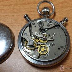 Relojes de bolsillo: CRONÓMETRO RUSO SOVIÉTICO SLAVA USO INDUSTRIA ESPACIAL ,. Lote 54275880