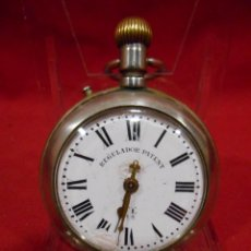Relojes de bolsillo: ANTIGUO RELOJ DE BOLSILLO REGULADOR PATENT. Lote 54721784