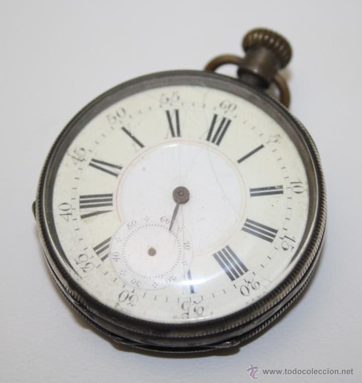 Precisa Plata Restauración Caja Geneve 15 Ancre Remontoir Re257 Reloj CRobert Rubis sdhtQrC