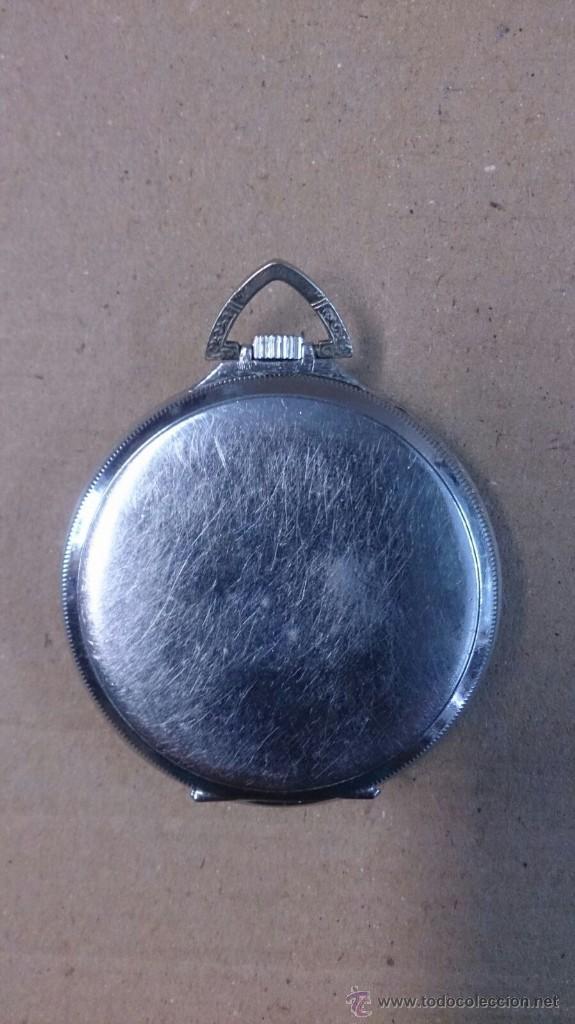 Relojes de bolsillo: Reloj de bolsillo novoris, suizo - Foto 2 - 55084229