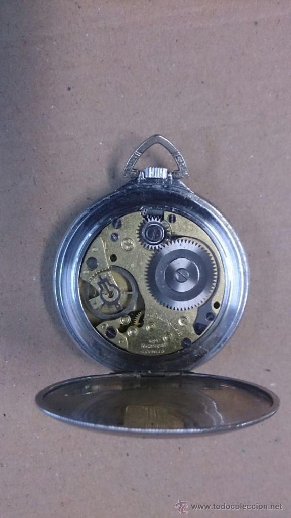 Relojes de bolsillo: Reloj de bolsillo novoris, suizo - Foto 3 - 55084229