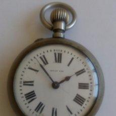 Relojes de bolsillo: RELOJ DE BOLSILLO DONAT FER. Lote 56036448