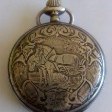 Relojes de bolsillo: RELOJ DE BOLSILLO MOVADO. Lote 56038398