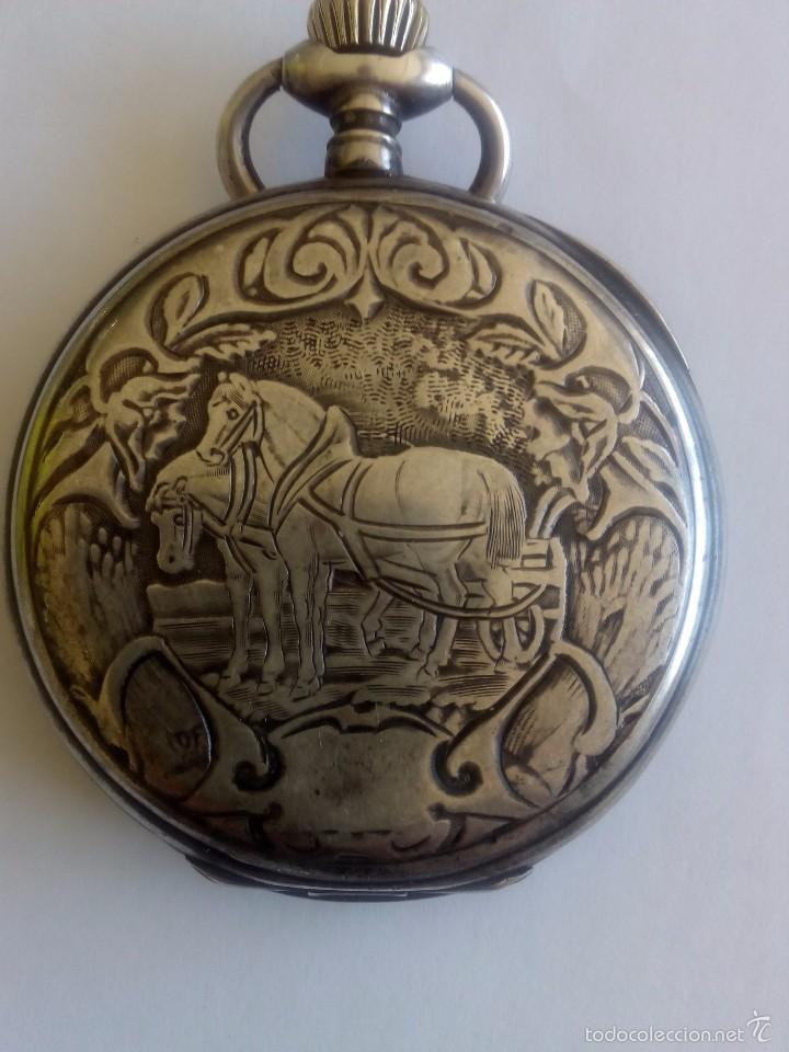 Relojes de bolsillo: Reloj de Bolsillo Movado - Foto 2 - 56038398