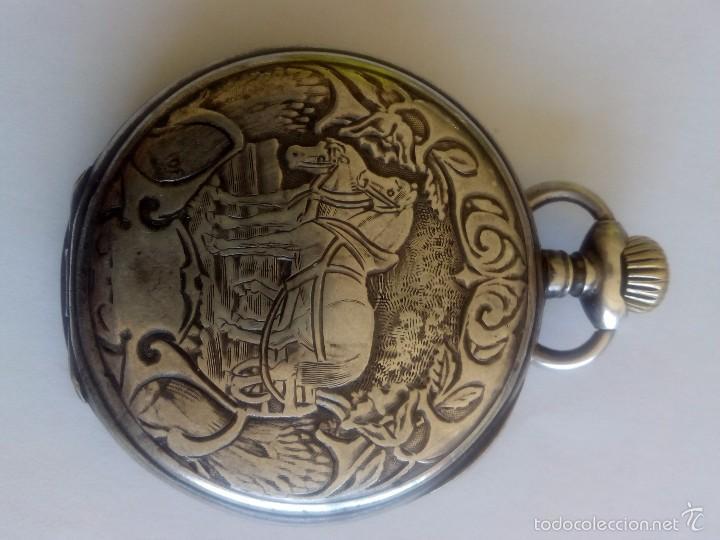 Relojes de bolsillo: Reloj de Bolsillo Movado - Foto 3 - 56038398