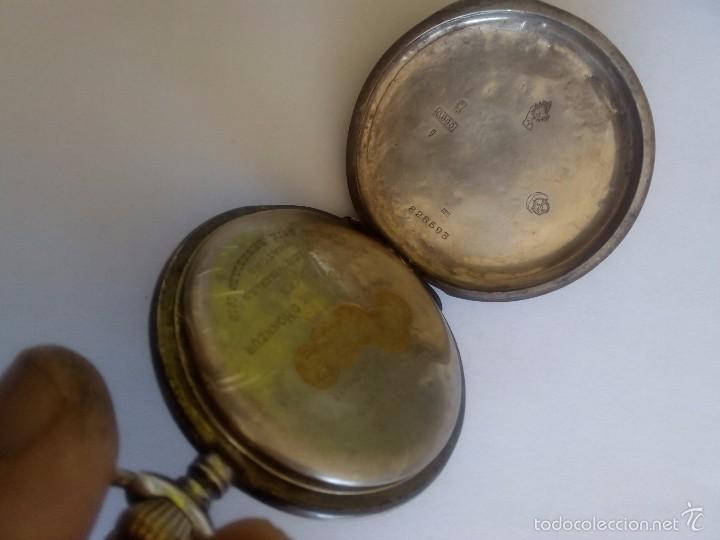 Relojes de bolsillo: Reloj de Bolsillo Movado - Foto 5 - 56038398