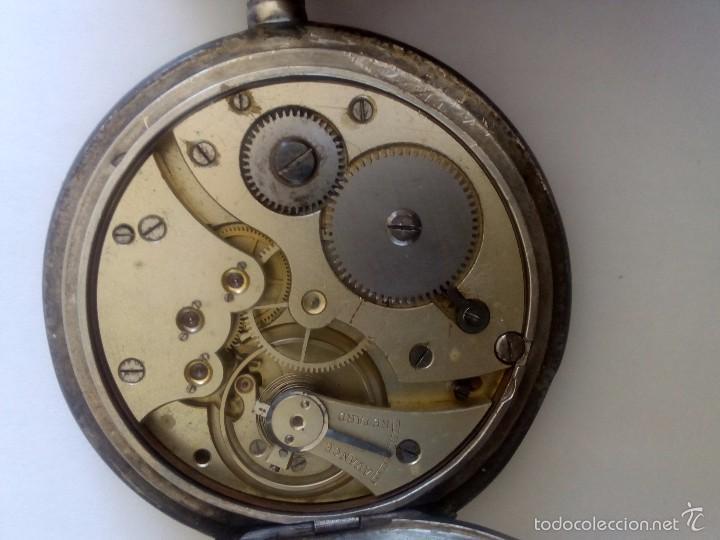 Relojes de bolsillo: Reloj de Bolsillo Movado - Foto 6 - 56038398