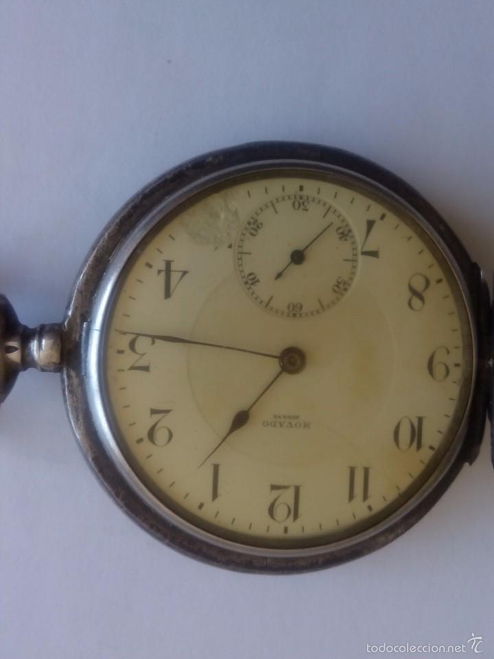 Relojes de bolsillo: Reloj de Bolsillo Movado - Foto 7 - 56038398