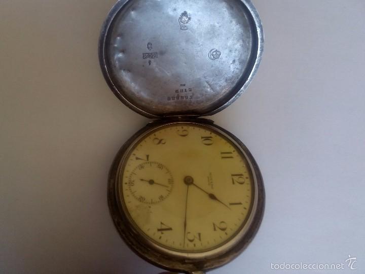 Relojes de bolsillo: Reloj de Bolsillo Movado - Foto 8 - 56038398