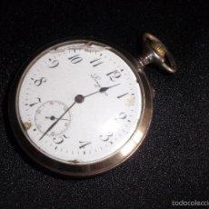Relojes de bolsillo: ANTIGUO RELOJ DE BOLSILLO LONGINES 1849. Lote 56506082