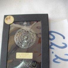 Relojes de bolsillo: RELOJ DE BOLSILLO DE COLECCION CARGA MANUAL A CUERDA FUNCIONANDO EN SU CAJA NUEVO SIN USAR. Lote 56672589