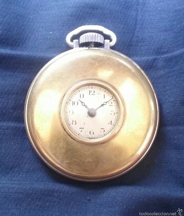 ANTIGUO RELOJ DE BOLSILLO USA. (Relojes - Bolsillo Carga Manual)