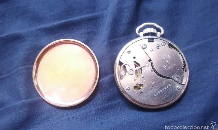 Relojes de bolsillo: Antiguo reloj de bolsillo USA. - Foto 4 - 56993025