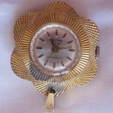 Relojes de bolsillo: RELOJ DE COLGAR VINTAGE MORTINA SUIZO. Lote 57631048