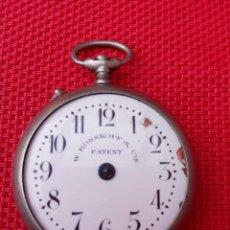 Relojes de bolsillo: ANTIGUO RELOJ W. ROSSKOPF . Lote 58253357
