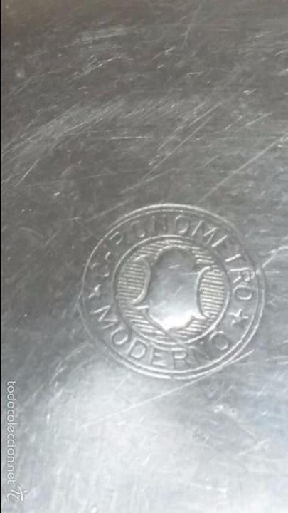 Relojes de bolsillo: RELOJ DE BOLSILLO SISTEMA ROSCOPF. FUNCIONANDO. - Foto 10 - 59812076
