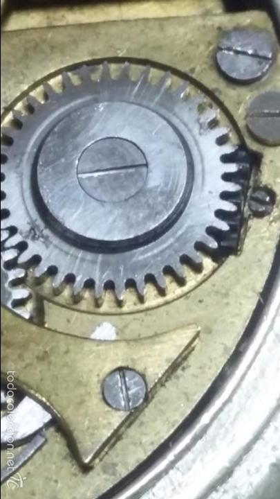 Relojes de bolsillo: RELOJ DE BOLSILLO SISTEMA ROSCOPF. FUNCIONANDO. - Foto 13 - 59812076