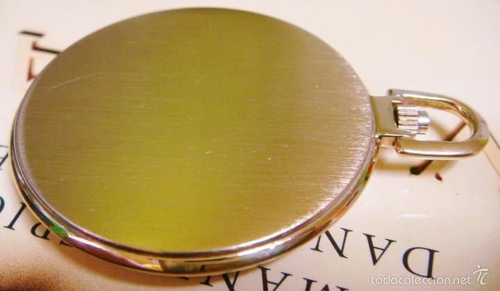 Relojes de bolsillo: REGENT HABMANN EXTRA-PLANO SWISS MADE CHAPADO 18K - CALENDARIO - Foto 16 - 59942115