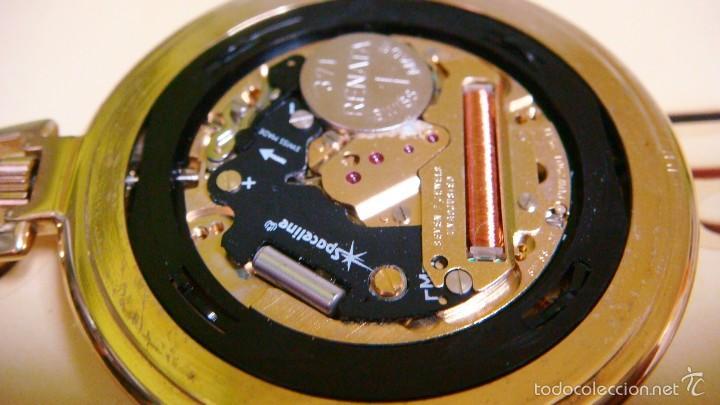 Relojes de bolsillo: REGENT HABMANN EXTRA-PLANO SWISS MADE CHAPADO 18K - CALENDARIO - Foto 36 - 59942115