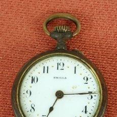Relojes de bolsillo: RE388. RELOJ DE BOLSILLO. MARCA TRILLA. BARCELONA. SISTEMA ROSCOPF. SIGLO XX.. Lote 62606480