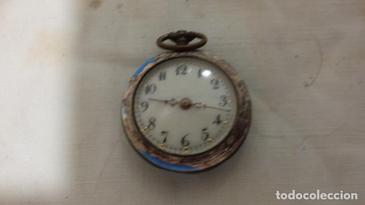 RELOJ DE BOLSILLO DE SEÑORA (Relojes - Bolsillo Carga Manual)