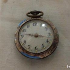 Relojes de bolsillo: RELOJ DE BOLSILLO DE SEÑORA. Lote 62648944