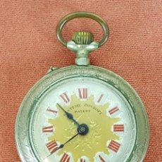 Relojes de bolsillo: RE397. RELOJ DE BOLSILLO. SYSTEME ROSKOPF PATENT. MADE IN SUIZA. SIGLO XX. . Lote 62986116