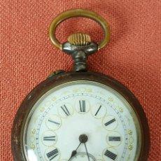 Relojes de bolsillo: RE431. RELOJ DE BOLSILLO. PAUL JEANNOT. PAUL PERRET. SISTEMA ROSKOPF. SIGLO XIX-XX.. Lote 65729438