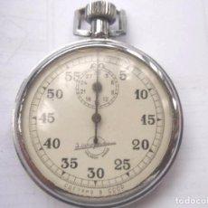 Relojes de bolsillo: CRONÓGRAFO SOVIETICO .MADE IN URSS.FUNCIONA. Lote 67003090