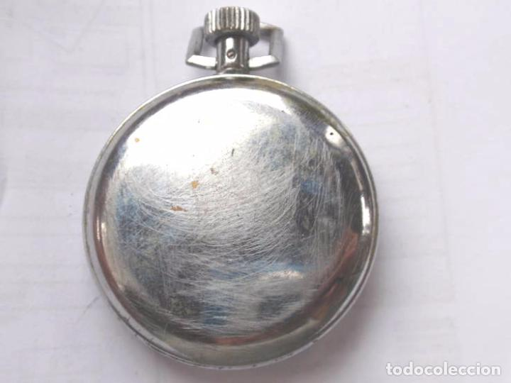 Relojes de bolsillo: Cronógrafo sovietico .made in URSS.FUNCIONA - Foto 4 - 67003090