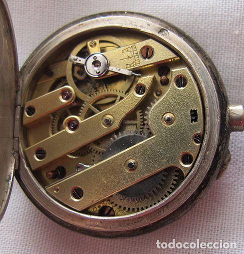 Relojes de bolsillo: RELOJ DE BOLSILLO ANTIGUO LEROUX - Foto 2 - 67498801