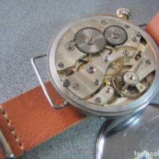 Relojes de bolsillo: IMPECABLE MONCAP PULSERA MILITAR DE TRINCHERAS 1940 B180A. Lote 67923685