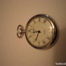 Relojes de bolsillo: RELOJ DE BOLSILLO MARCA CASSALI NUEVO MUY ORIGINAL. Lote 67948845