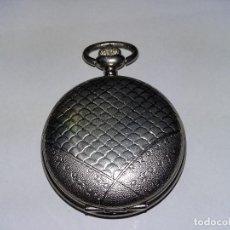 Relojes de bolsillo: RELOR BOLSILLO GUDYSS PLATEADO 5 CM. Lote 68504761