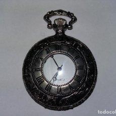 Relojes de bolsillo: RELOR BOLSILLO PLATEADO 5 CM. Lote 68504921