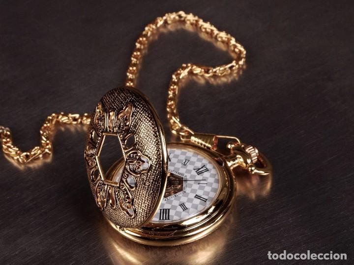 Nº 14. RELOJ DE BOLSILLO VINTAGE COLECCIÓN, POCKET MECHANICAL WATCH (Relojes - Bolsillo Carga Manual)