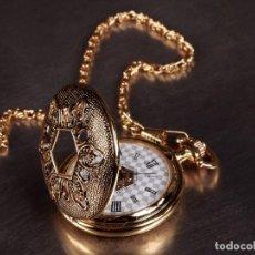 Orologi da taschino: Nº 14. RELOJ DE BOLSILLO VINTAGE COLECCIÓN, POCKET MECHANICAL WATCH. Lote 68685669