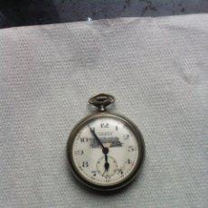 Relojes de bolsillo: RELOJ DE BOLSILLO DOMINA FUNCIONANDO 56 M/M DIÁMETRO. Lote 70155518