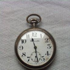 Relojes de bolsillo: RELOJ BOLSILLO CHRONOMETRE. 48 M/M DIÁMETRO . NO FUNCIONA. Lote 70192677