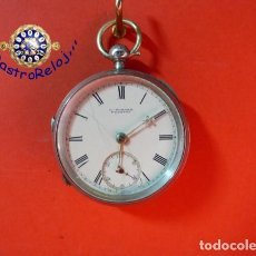 Relojes de bolsillo: ,,,PEQUEÑO SEMICATALINA,,,PRESTON- WINTERL,,, ( B-91 ). Lote 70197645