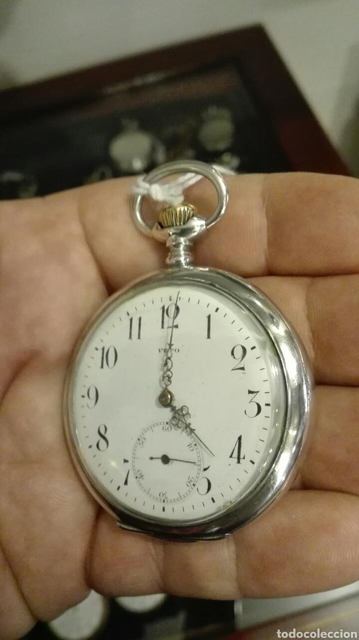 Relojes de bolsillo: Reloj de Bolsillo Veto - Plata - - Foto 3 - 71528566